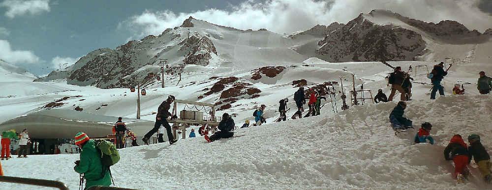 Obozy dla narciarzy