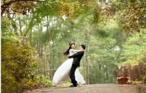 Sesje ślubne w plenerze