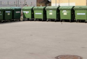 kiedy wywozić śmieci