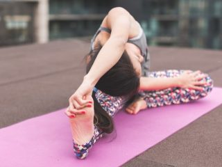 zestaw do jogi