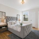 sypialnia z meblami na wymiar