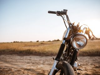 motocykle z USA