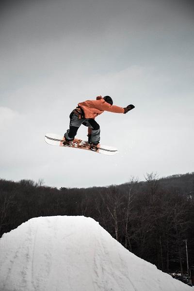 STL Poland - Kurtka snowboardowa męska