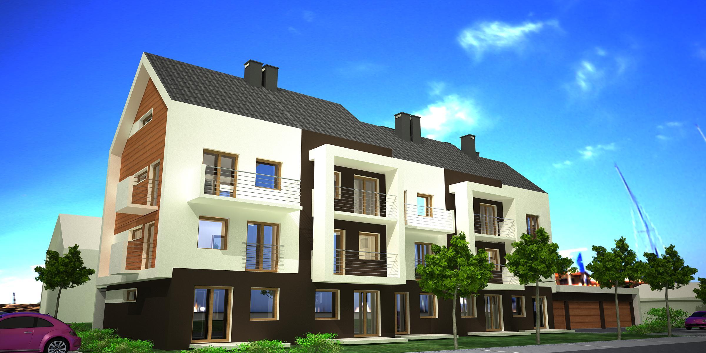 Mieszkanie pod Wrocławiem obok Długołęki