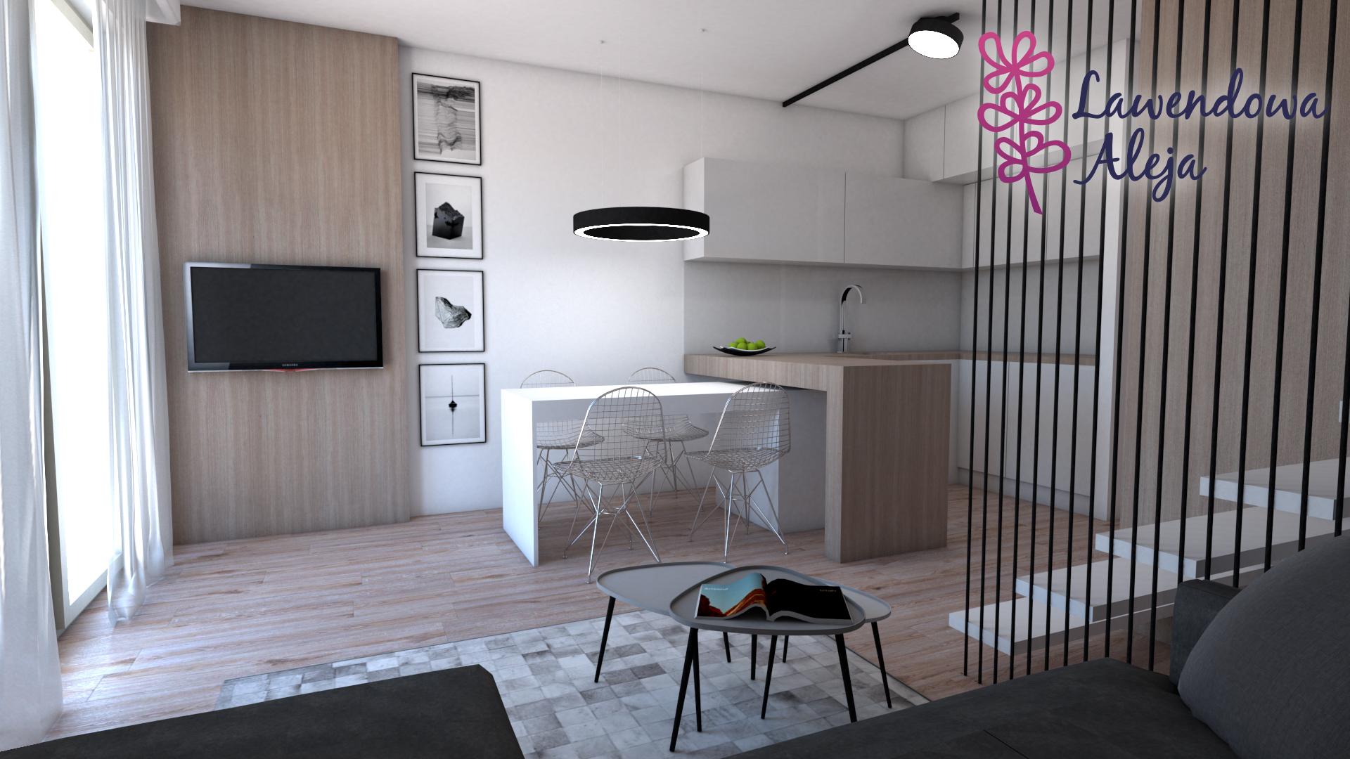 Mieszkanie pod Wrocławiem